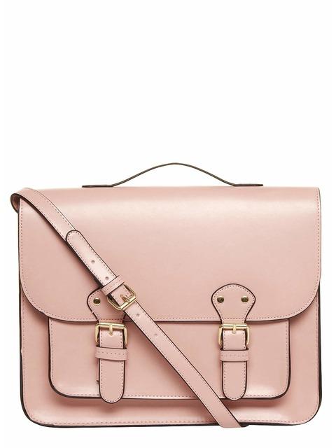 23033435e9 Dusky Pink Satchel Bag