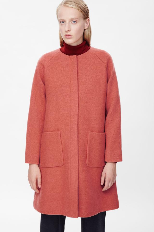 A-line Coat | Endource