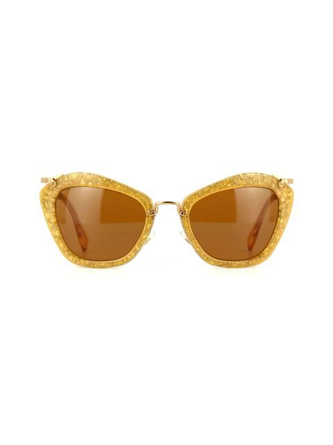 cc9a09cb1c8f Noir Glitter Cat Eye Sunglasses