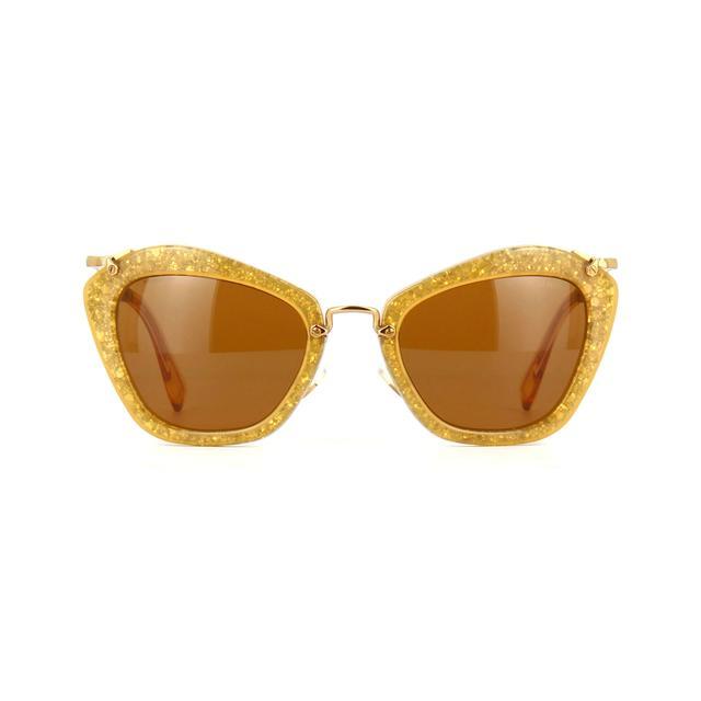 79d405a16a30 Noir Glitter Cat Eye Sunglasses | Endource