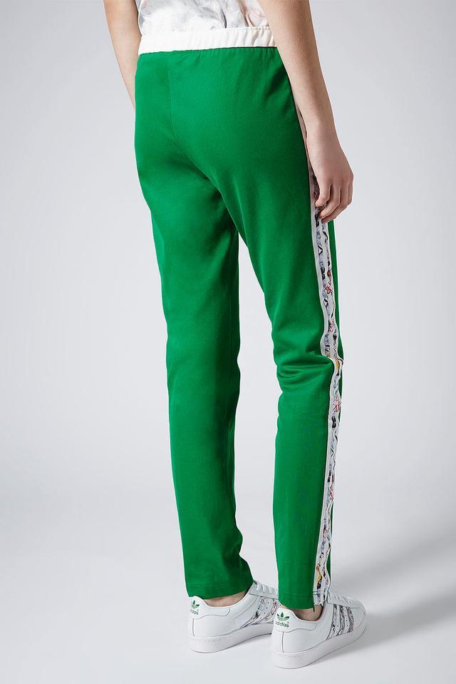 adidas green tracksuit