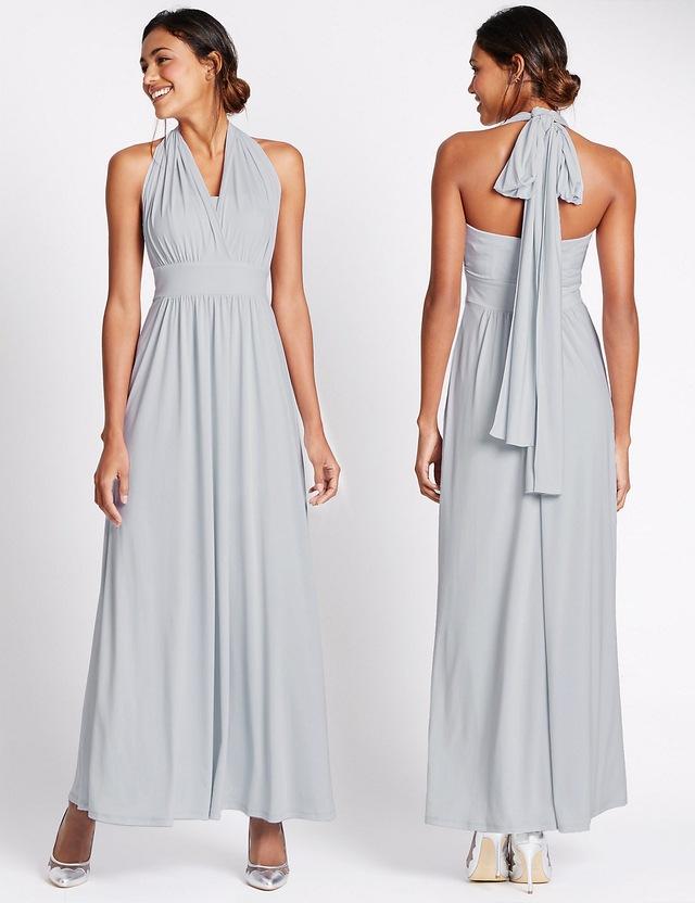 Multiway Strap Maxi Dress | Endource