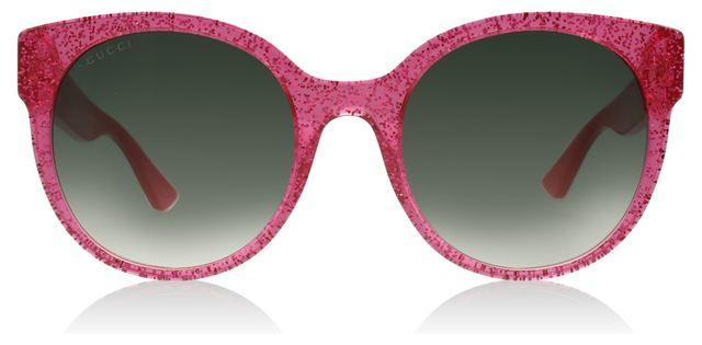 688feed2e96 Gucci Sunglasses Pink Glitter
