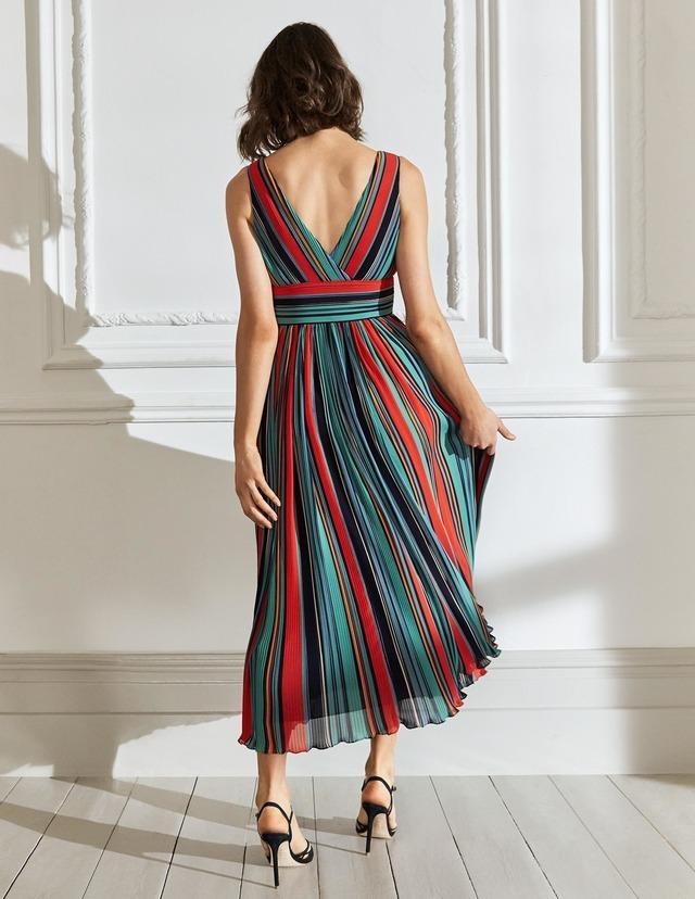 Margot midi dress endource for Boden british style