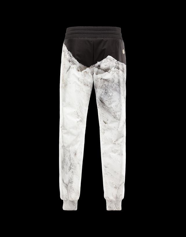 moncler white ski pants