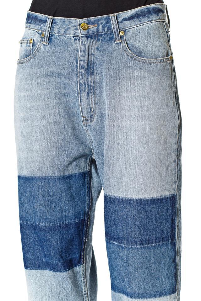 Omega Left Eye no Patch Jeans