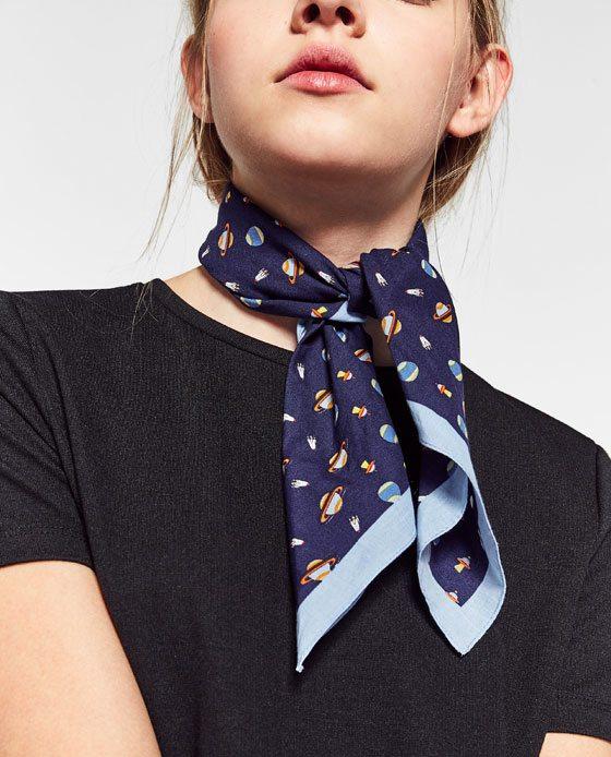 planets bandana scarf endource