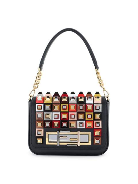 dc8d9ca021 3Baguette Studded Shoulder Bag | Endource