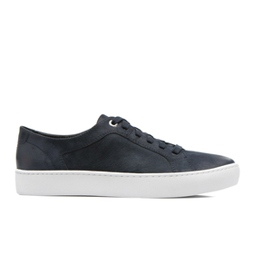 Zoe Suede Trainers by Vagabond