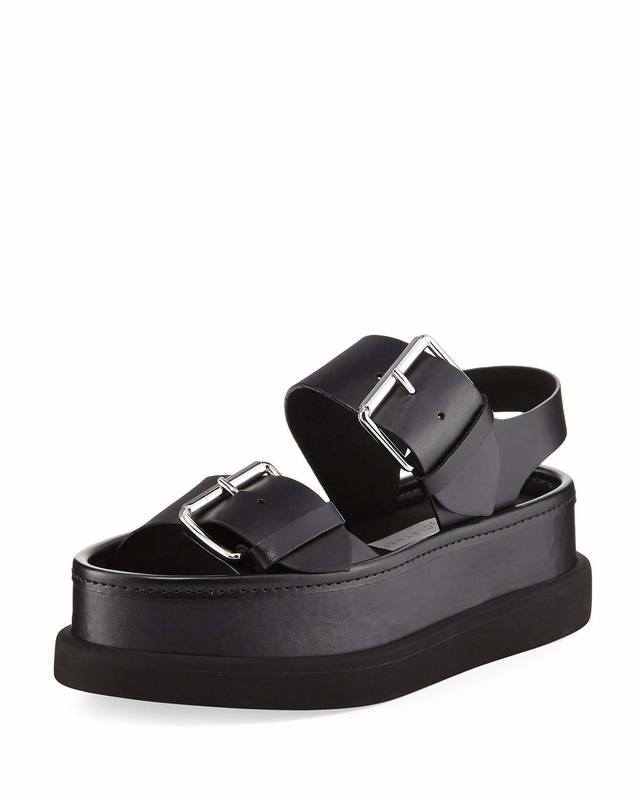 New Chick Open Heel Shoes Loafers