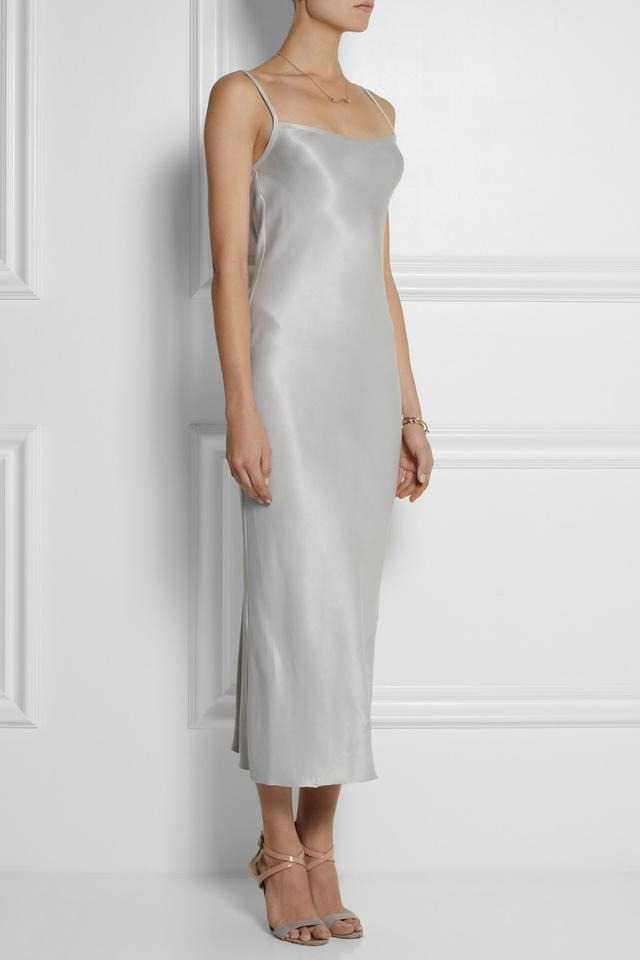 510ae3c40aee Washed-silk maxi slip dress | Endource