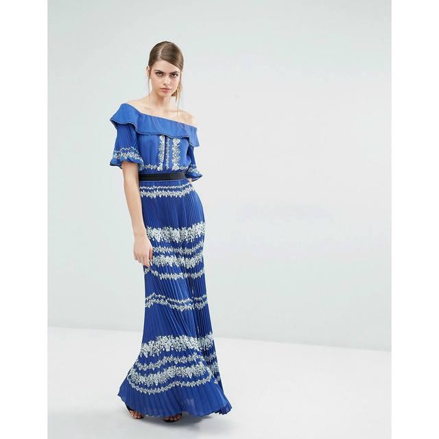 d632993db04d Off Shoulder Maxi Dress   Endource