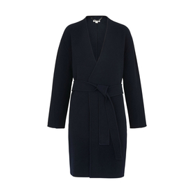 Nicks Wrap Coat by Whistles