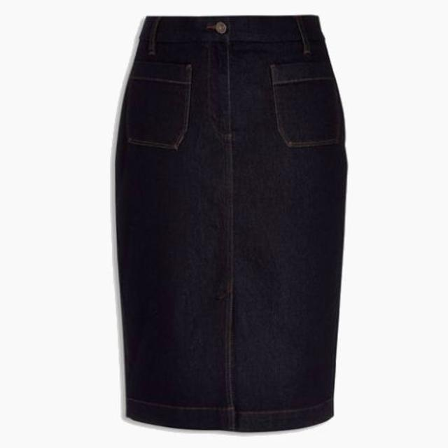 denim skirt endource