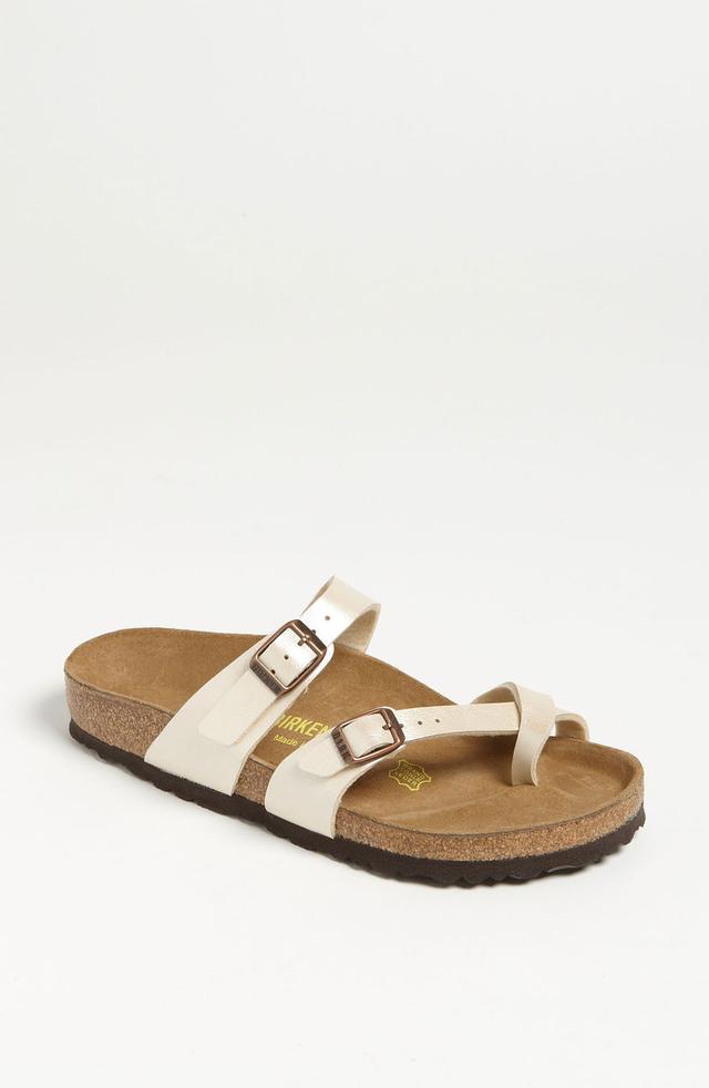 e490cb5b7050 Mayari Birko-Flor™ White Sandal