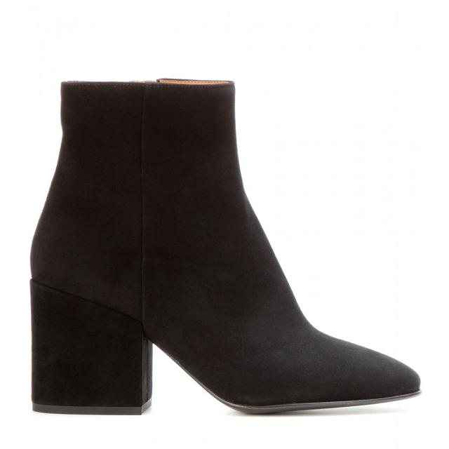 Suede Ankle Boots | Endource