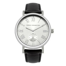 Polished Watch by French Connection