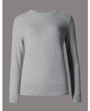 Round Neck Short Sleeve Jumper lipstick Marks and Spencer Discount Outlet Locations RxKd5cpP