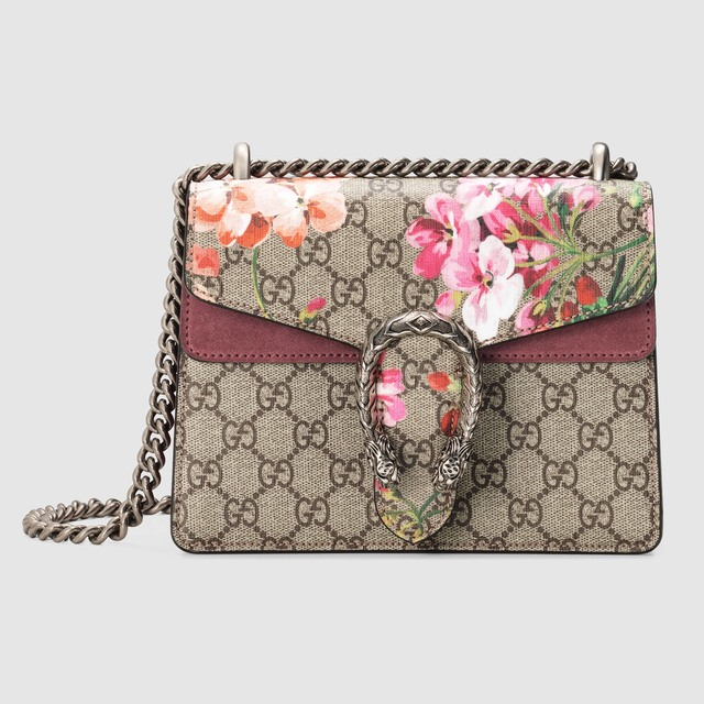 Mini Dionysus Floral Shoulder Bag | Endource