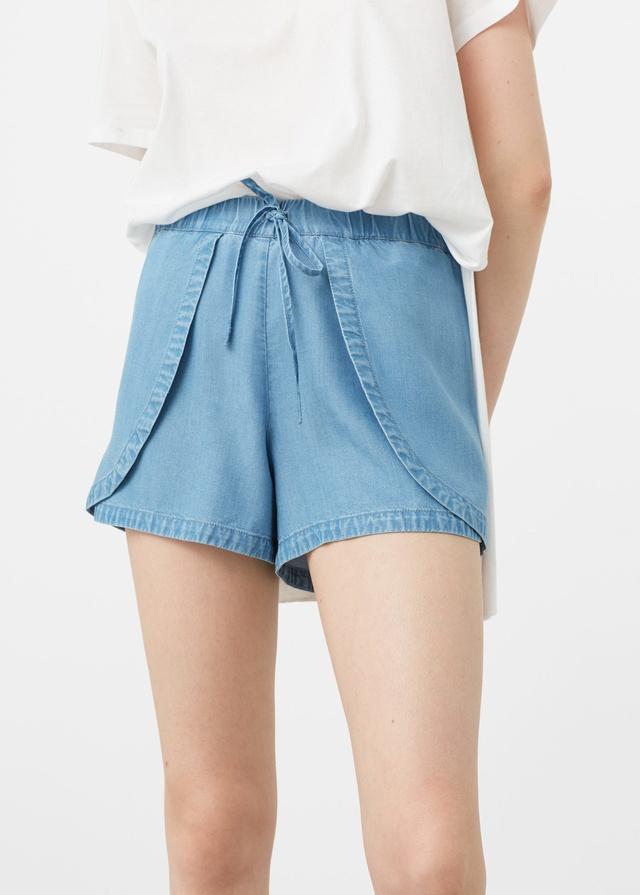 Denim Soft Shorts | Endource