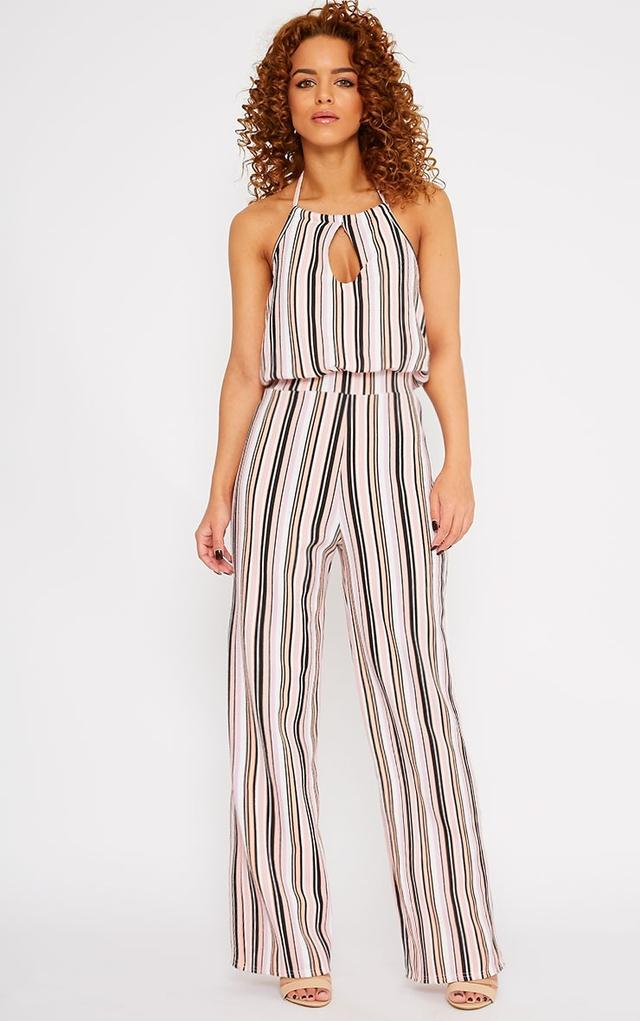 Best Prices PRETTYLITTLETHING Striped Jumpsuit Cheap Price For Sale Sale Ebay Cheap Sale Classic tBXV8Aom9N