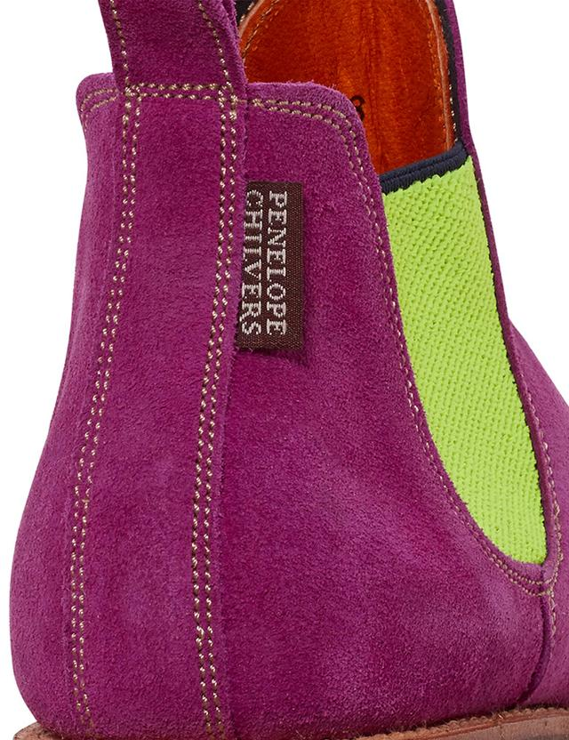 Penelope Chilvers Safari Boot Safari Boot Neon by Penelope