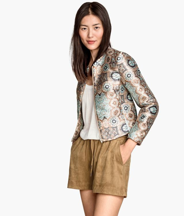Jacquard-weave Jacket by H&m