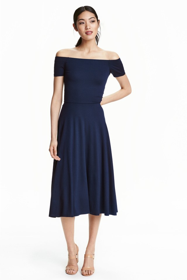 H and m cocktail dress