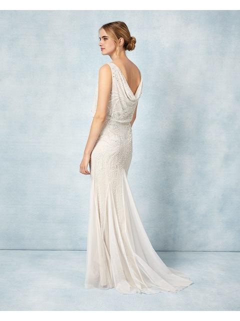 a5e332fe470 Cathlyn Wedding Dress