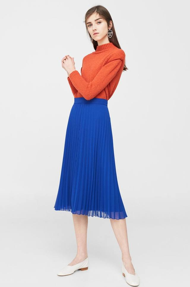 the best pleated skirts to buy now endource