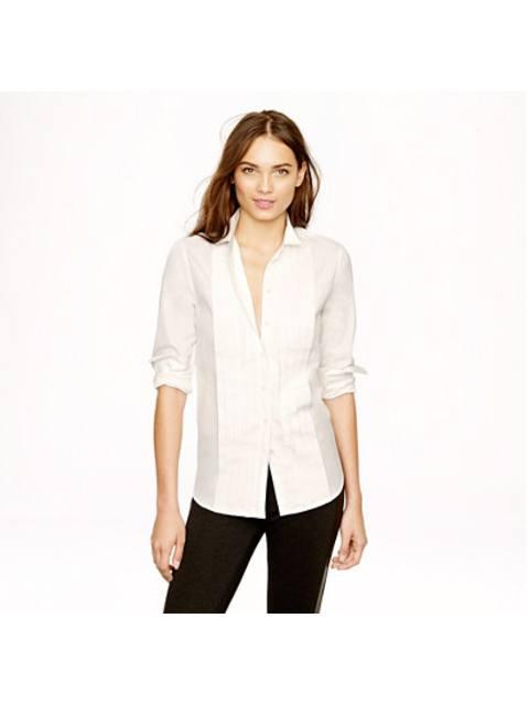 Thomas Mason® for J.Crew tuxedo shirt  0bb74ad2b