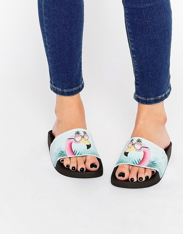 Les Sandales Blanches Brand® 6BRGv
