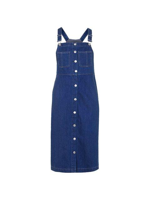 a44706c016e Vintage Pinafore Dress | Endource
