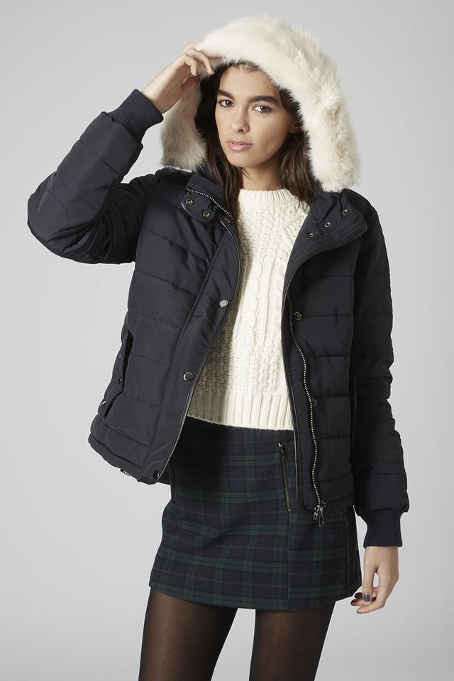 Short Padded Jacket | Endource