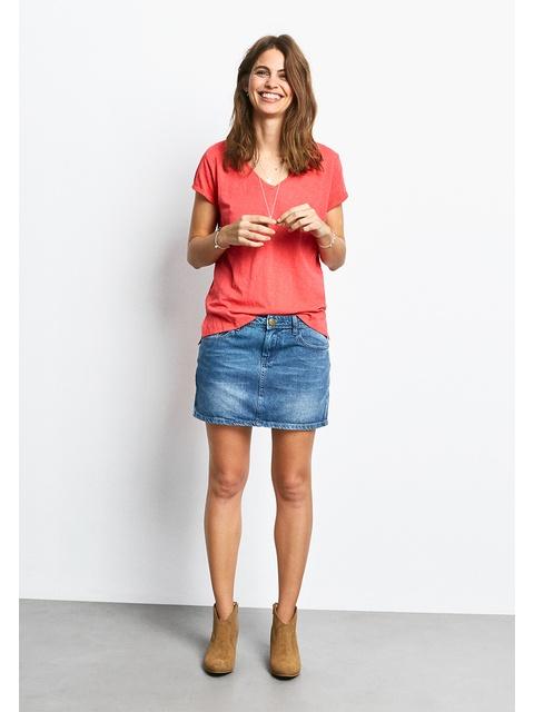 aff4d766b9 Denim Mini Skirt   Endource