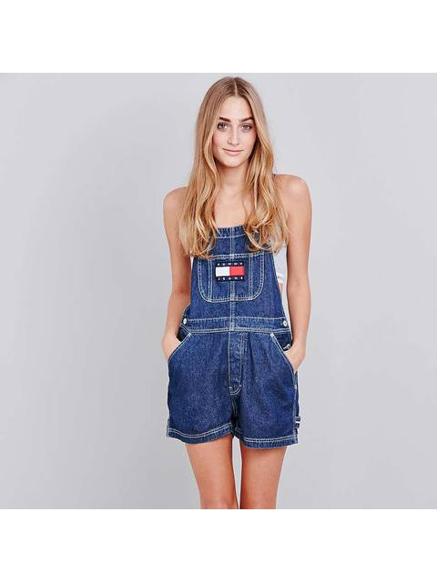 07d43f41 Tommy Jeans Classic Dungarees | Endource