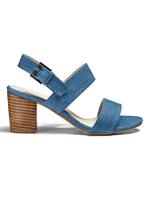 bd4c1af17a6 Block Heel Sandals