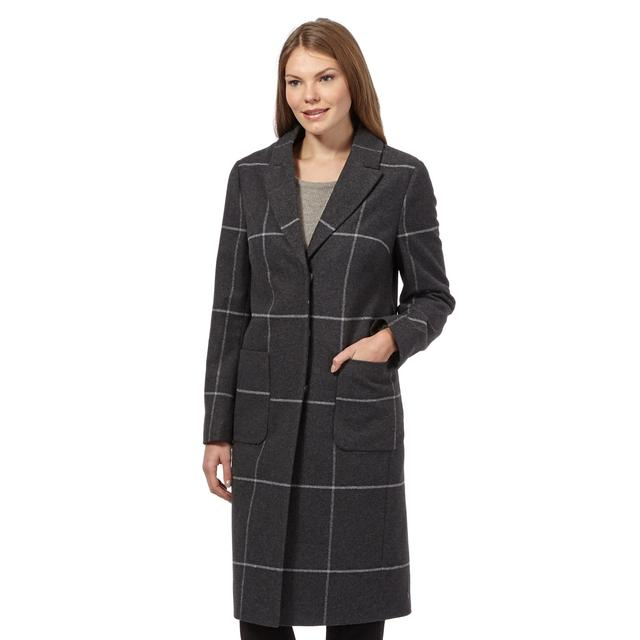 checked coat endource