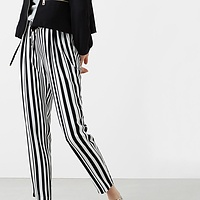 promo codes buying now pick up Striped Trousers