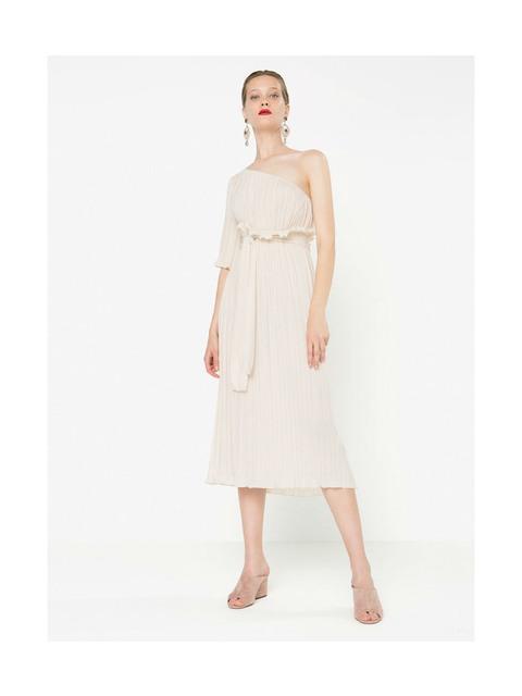 2d24e993b9e Pleated Dress