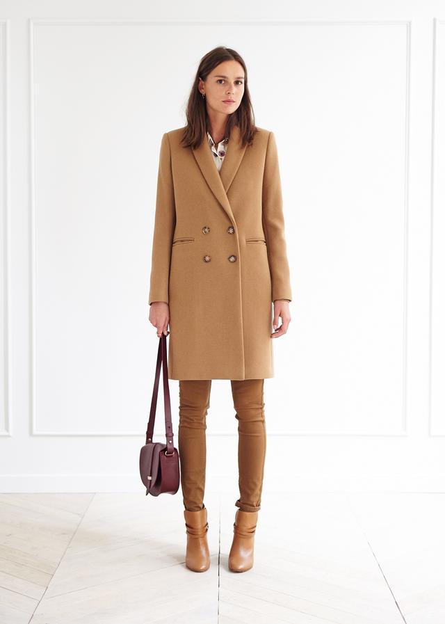 Camel Coat   Endource