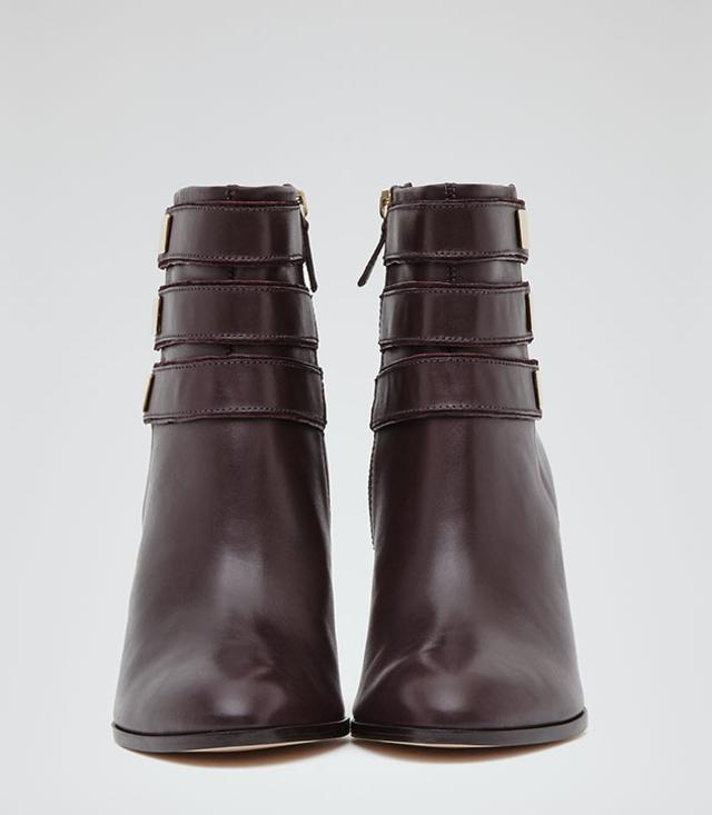 Reiss Leather Ankle Boots cheap affordable get to buy sale cheap prices quality original outlet huge surprise 5oJiYh