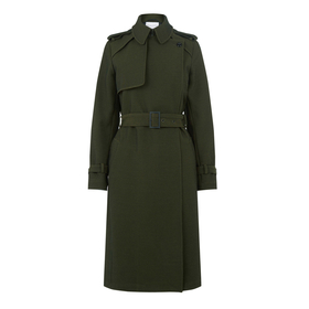 Premium Trench Coat by Warehouse