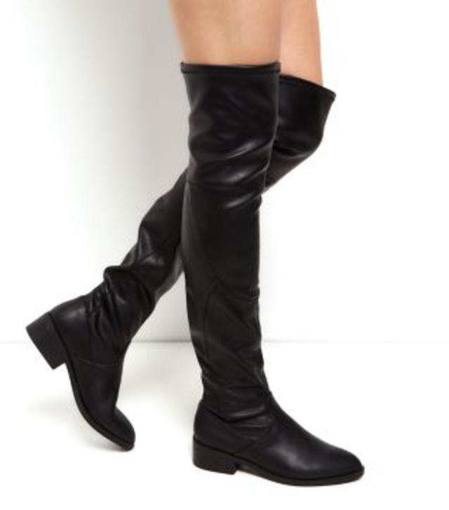 Stretch Over-The-Knee Boots | Endource