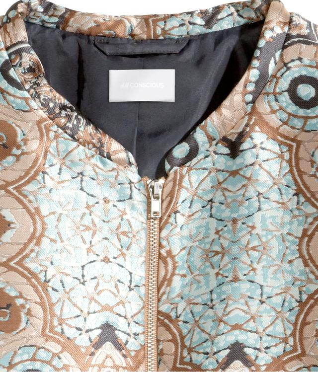 Jacquard Jacket by H&m