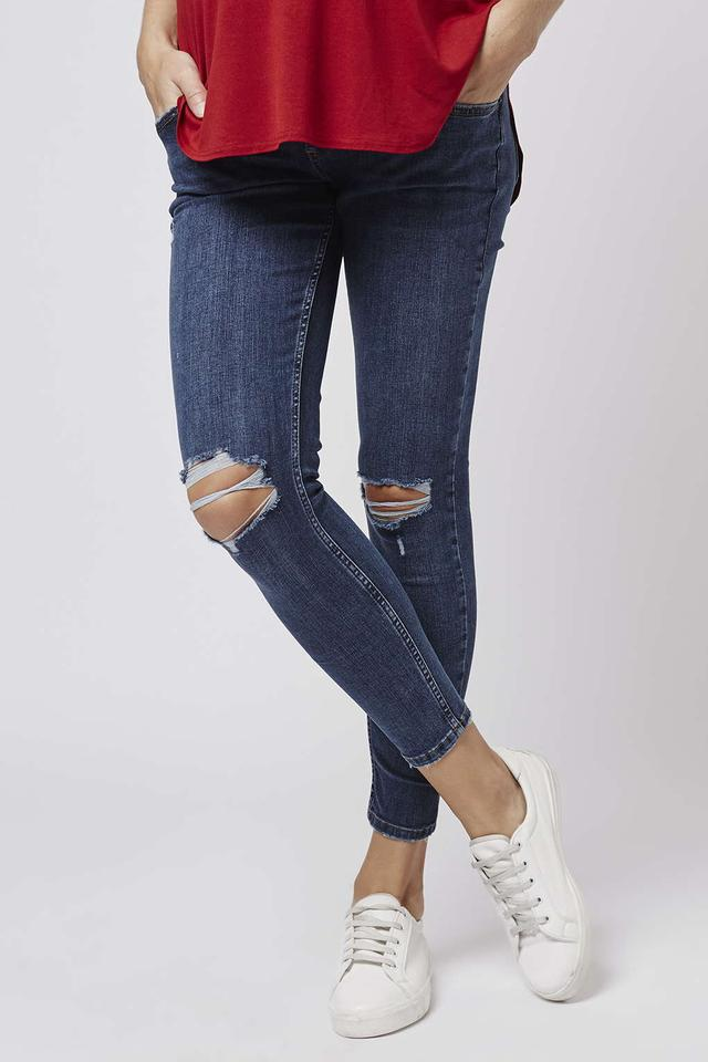 - Maternity Moto Jamie Ripped Jeans Endource