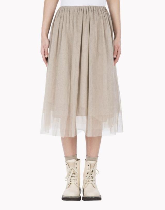 Multilayered midi skirt endource for Boden mid season sale 2015