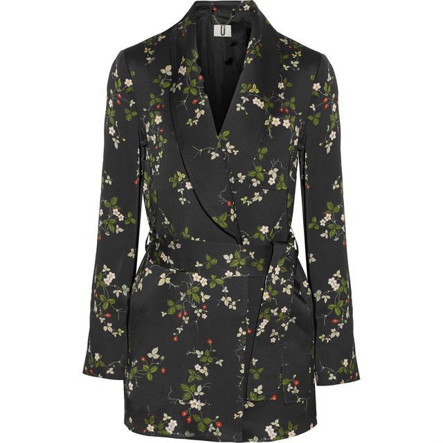 9b242122a Elystan Floral-Print Jacket