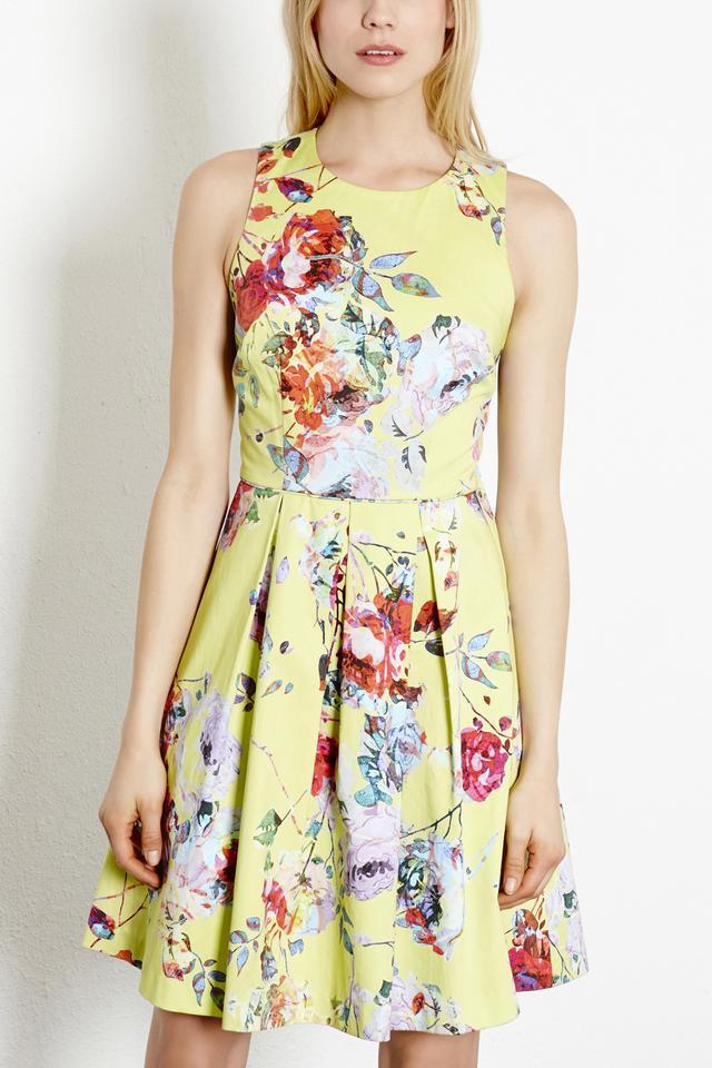Rose Floral Prom Dress | Endource