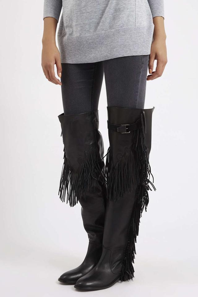 Desert Fringe Boots | Endource